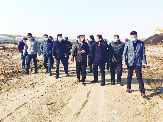 长春汽开区重大项目征收专班 全力服务长春国际汽车城建设