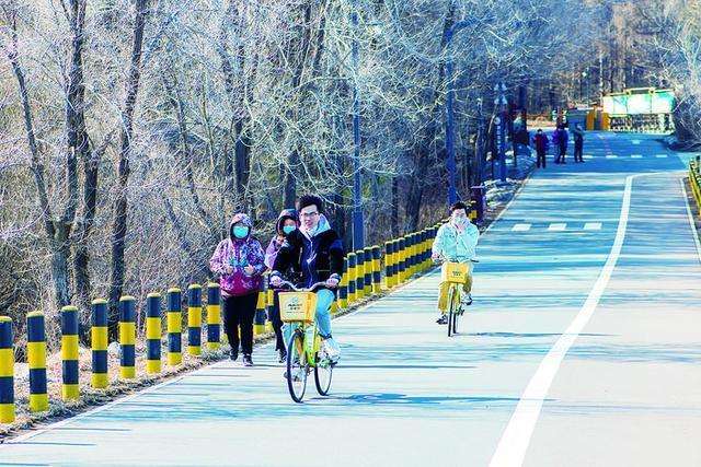 长春净月潭景区推出优惠政策 欢迎游客寻春赏景