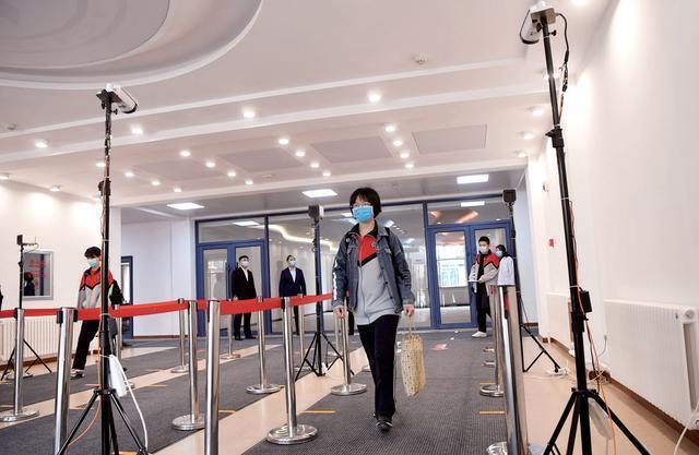 哈尔滨市4个班级段23万余名中小学生安全性集中化复学