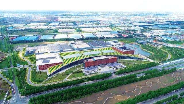 改革创新 服务项目一汽 应变力求进|长春市国际性汽贸城奏出高质量发展序曲