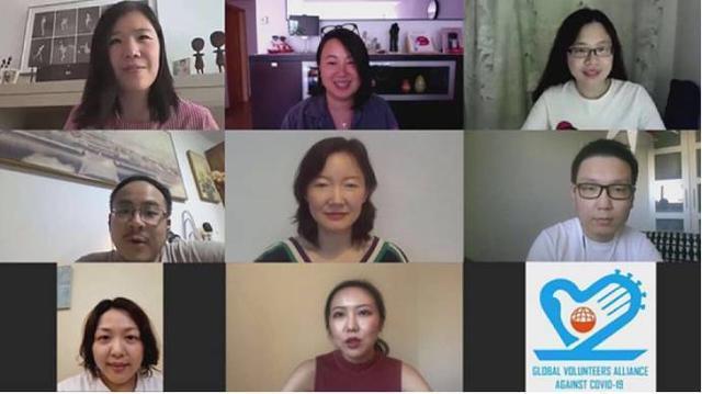 全世界抗疫,中国志愿者在行动
