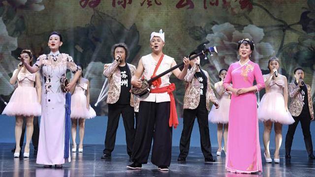 第十一届中国曲艺牡丹奖颁奖典礼在苏州举行 第3张
