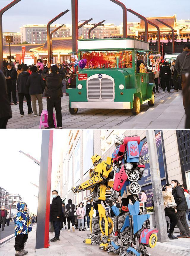 百年老街焕然一新 红旗街商业精品街开业 第2张