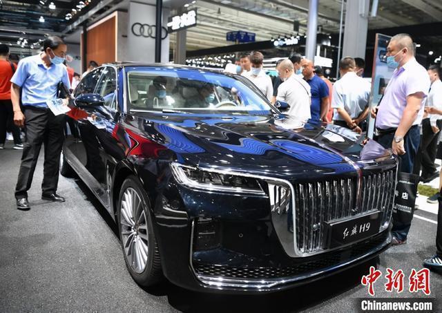 吉林省汽车制造业增长势头强劲