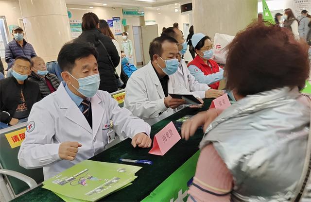 中日友好医院中风中心举办免费门诊科学教育活动 第2张