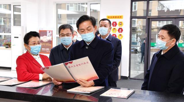 张志军赴宽城区调研贯彻十九届五中全会精神。 第3张