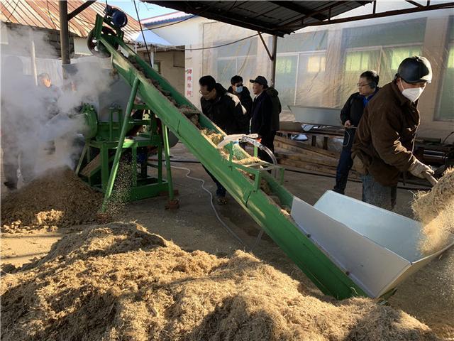 """吉林省深入开展了""""草改肉""""工程。"""