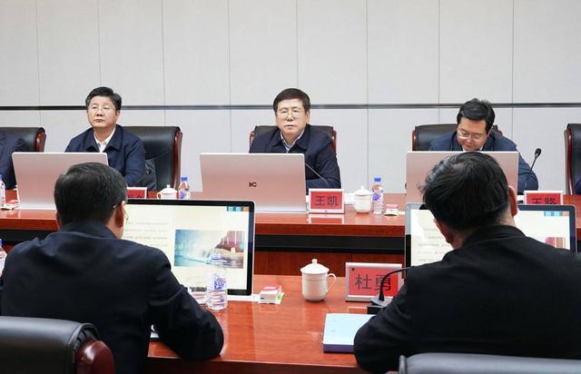 王锴:注重数字赋权,突出服务提升,打造一流商业环境,促进长春优质发展。 第7张