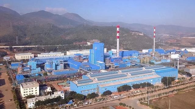 年产精炼锡7万吨!世界上最大的锡冶炼项目在云南投产。 第1张