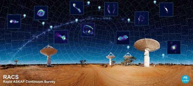 """星球也是""""被调查""""的吗?这张""""宇宙地图""""有300万个星系。 第1张"""
