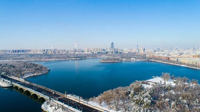 """长春的""""城市冰雪""""受到广州和杭州的欢迎。 第3张"""