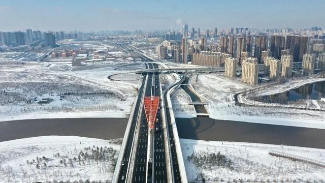 """长春的""""城市冰雪""""受到广州和杭州的欢迎。 第4张"""