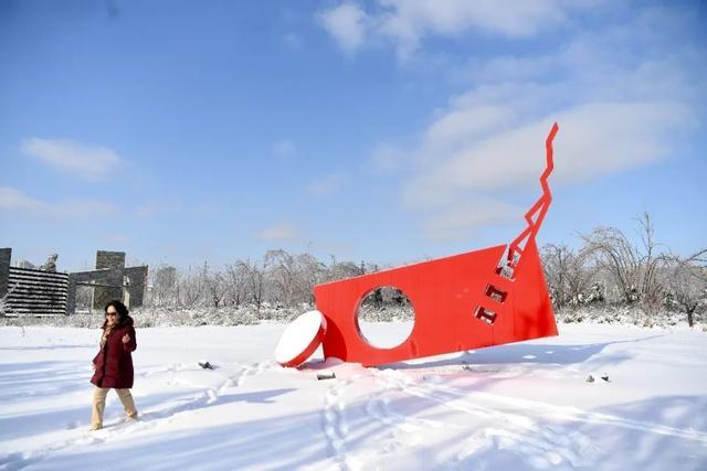 """长春的""""城市冰雪""""受到广州和杭州的欢迎。 第6张"""