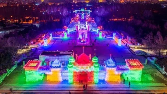 """长春的""""城市冰雪""""受到广州和杭州的欢迎。 第12张"""