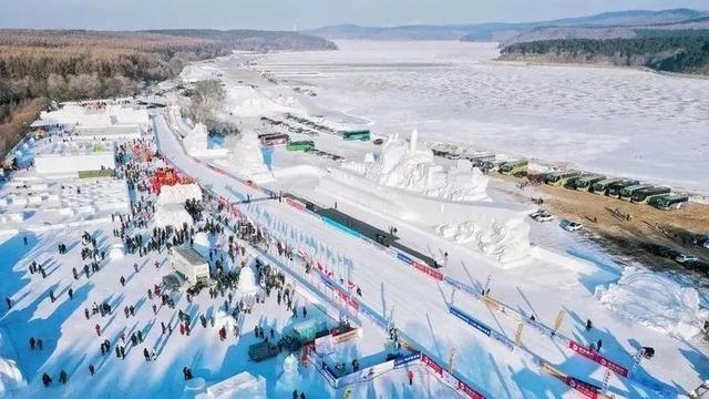 @新华社:下雪了,板开了,长春请你滑雪! 第11张