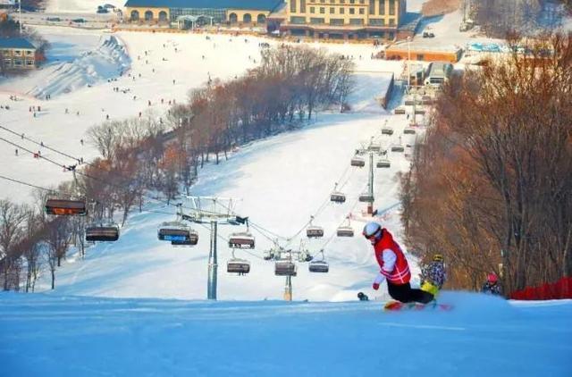 @新华社:下雪了,板开了,长春请你滑雪! 第18张