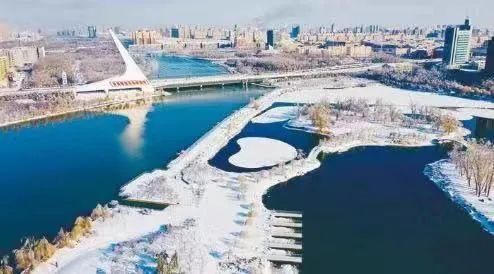 @新华社:下雪了,板开了,长春请你滑雪! 第15张