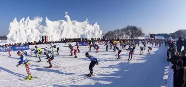 @新华社:下雪了,板开了,长春请你滑雪! 第20张