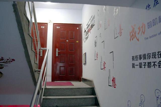 旧居(文化)新面貌 这里走廊,刷屏! 第3张