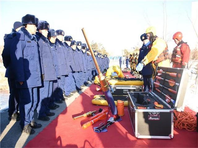 长春支队战斗训练安全训练系列报道2。 第1张
