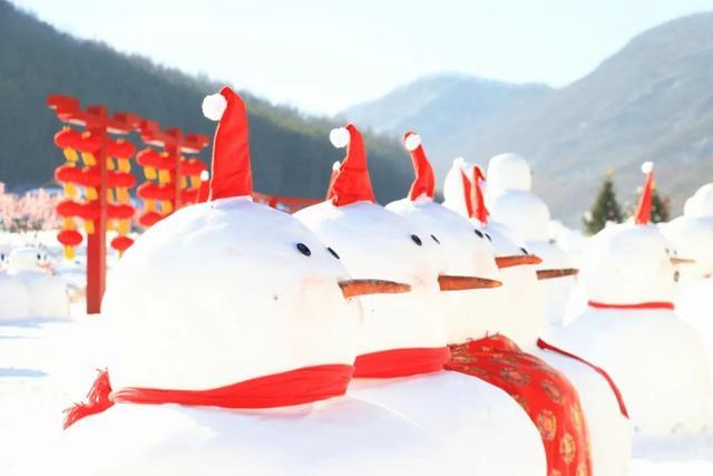 嘿,天啊!有一个冰雪的童话世界等着你。 第22张