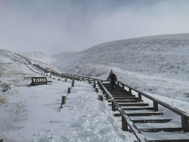 冰雪探险者④  享受长白山雾凇,享受冬日漂流。 第1张