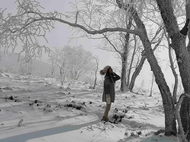 冰雪探险者④  享受长白山雾凇,享受冬日漂流。 第2张
