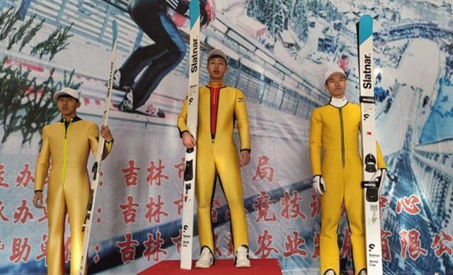 双瑞杯2020年吉林跳台滑雪邀请比赛开始。 第1张