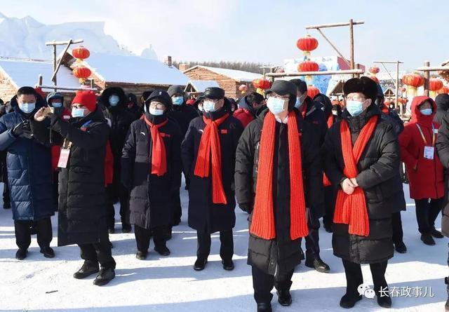 第七届全国大众冰雪季节在长春正式开始:掀起冰雪热的新高潮为建设体育强国贡献吉林力量。 第4张