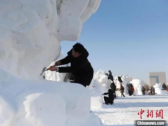 """""""冰雪""""激活""""白金产业""""长春冰雪探索升级。 第4张"""