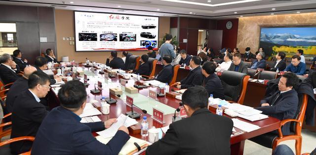 张志军到汽车开发区调查:务实推进红旗学院建设,构建优质发展新格局。 第3张